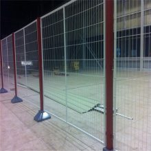 桃型柱护栏网 三角折弯园林隔离栅 学校防护围墙网