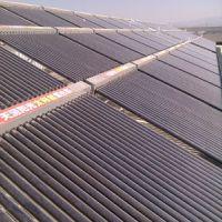 兰州可信的太阳能工程公司,当属森阳节能环保公司:西宁太阳能工程