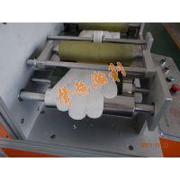 东莞大型厂商供应超声波全自动绒里手套机,采用优质进口超声波对两层呢绒材料进行焊接,压纹精美,无线缝合