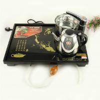 心好 茶皇子 电茶盘 数码控温组合茶盘A3 精准控温 1350W
