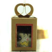 【JXL003】陶瓷首饰包装盒、首饰盒 牛皮盒风铃包装盒