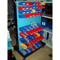 供应物料架 整理架 物料整理架 零件盒整理架 双面物料整理