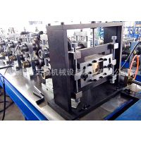 江苏九折型材加工设备电气柜GGD九折十六折型材生产机组