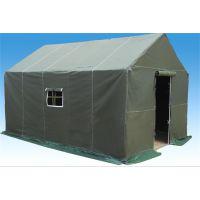 屋脊式住人帐篷,施工帐篷,尖顶帆布帐篷,可养殖,可用作仓库