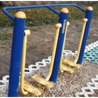 供应中小学体育器材校园健身器材双人漫步机