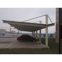 厦门专业停车棚,阳光棚搭建厂家