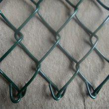 旺来勾花网规格 绿化勾花网 篮球场护栏图片