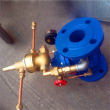 LH45X-10/16/25C 铸钢 DN800 LH45X多功能限流止回阀DY30AX缓开缓闭多