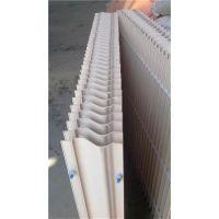 湿法脱硫塔除雾器(图)、脱硫塔除雾器生产厂家、华强填料