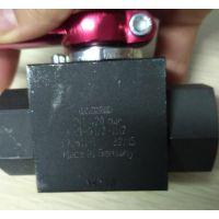 贺德克WSM06020W-01M-C-N-24DG二位二通电磁换向阀(常闭)