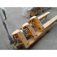 惠州手动地牛车批发 手动液压搬运车CBY-D3T维修 升降托盘运输车厂家