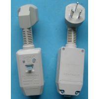新艺16A漏电保护插头(剩余电流保护),空调柜机必备厂价直销