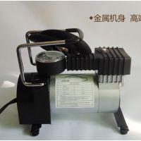 新良盛车载打气泵 电动充气机 12V汽车通用 特价直销