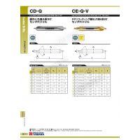 YAMAWA官网代理板牙中心钻  CD-Q 2*90 B型90度 低螺旋中心钻头