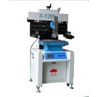 厂家直销半自动锡膏印刷机刷锡膏均匀尺寸可以定做价格实惠