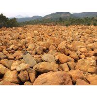 专业石场 自产自销 万吨黄蜡石销往全国各地 价格优