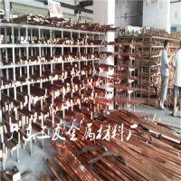 接地材料T2紫铜直排;镀锡c1100紫铜排3*30 8*80