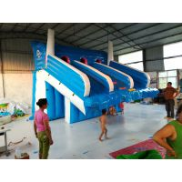 水乐园的水滑梯去哪订购 充气水滑梯厂家直销价格 充气水滑梯郑州制作厂家