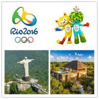 【烟台星艺装饰】奥运带来巴西激情热烈的家居风