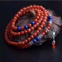 【热销】南红玛瑙手链天然水晶流行韩版饰品女手链礼物