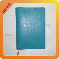 供应蓝色锁线本敲边本笔记本