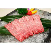 雪龙黑牛厂家直供三角牛腩4kg左右单块大中型餐饮店食材