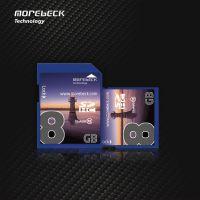 morebeck莫贝克8gSD卡高速class10内存卡单反摄相机车载导航仪