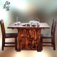 火锅设备/蒸汽餐桌/橡木桌/大理石实木餐厅桌椅蒸汽火锅桌