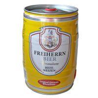 原装进口德国小麦啤酒,慕尼黑啤酒,威赛迩白啤酒5L桶装招商代理批发
