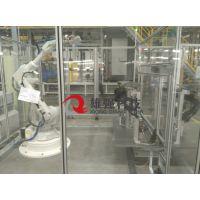 安徽雄强2016雄强新款各类车型的扶手箱耐久性试验台厂家直销机器人四门二盖/机器人车身试验台
