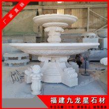 福建石雕水钵供应 动物水钵制作 石材水珐价格
