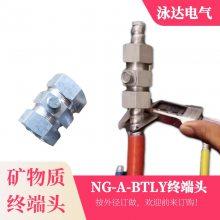 BTLY电缆接头 NG-A-BTLY防火电缆终端头 矿物质头 现货