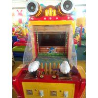 双人射水机投币机价格 电玩设备射水游戏机双人