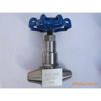 供应不锈钢焊接截止阀 J61W-64P DN10