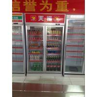 雅绅宝展示柜价格 天福饮料冷柜 便利店啤酒冷藏冰箱