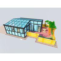 惠州康盈铝合金门窗品牌KY-50--阳光房营造浪漫人生,享受阳光房里阳光生活