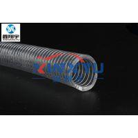 耐酸碱耐油PVC透明钢丝软管规格有哪些?