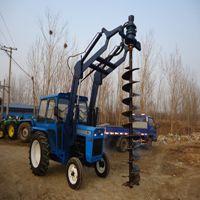 得力 便携式植树挖坑机 挖坑机 小型挖坑机