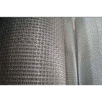 供应鸿宇筛网重型不锈钢建筑筛分过滤轧花网