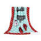 Environmental Friendly Custom Microfiber Towels For Beach / Pool