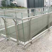 金聚进 不锈钢栏杆立柱 配件座 室外室内楼梯扶手栏杆 阳台护栏