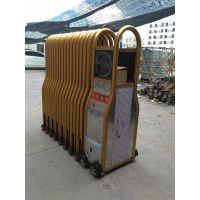 供应吉林省不锈钢、铝合金伸缩门,厂家直销,没有中间差价。