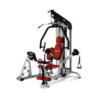 昆山大型健身器械BH台湾进口四人站企事业单位健身房专卖店有折扣优惠
