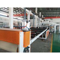 金韦尔制造PVC超透明水晶板生产设备