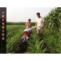 石家庄农业机械轻便小型微耕机 富兴手扶式大葱开沟机 旋耕机哪里有卖