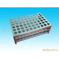 铝制试管架 50孔 12.5mm 实验用品 实验耗材