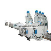 塑料挤出机 塑料管材机械 PVC管1出4管材生产线
