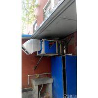 朝阳专业韩国烤肉排烟管道安装排风系统设计 伸缩风口销售维修