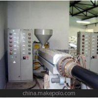 金冠塑机H-150超高分子聚乙烯尾矿管挤出机模具塑料机械设备