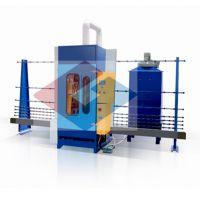 全自动玻璃喷砂机 选古德专业机械制造